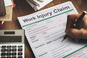 Work Injury Compensation Claim