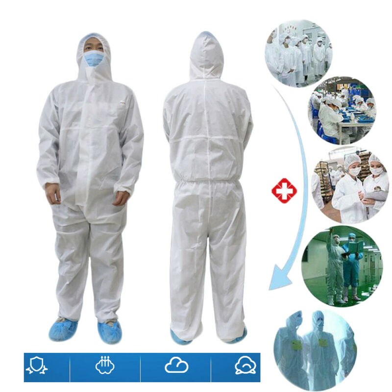 disposable cleanroom suits